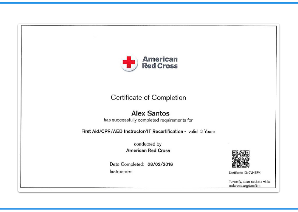 First Aid and CPR Certified--Delaney Insurance Agency, Inc.